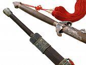 Chinese Wushu Swords