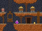 Seamless gold mine 2