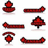 Canada Icons