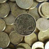 One Australian Dollar