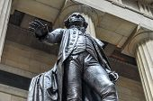 George Washington, Federal Hall, New York