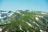 Rocky Mountains Peaks