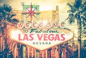 Vintage Las Vegas Photo