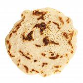 Single pancake isolated