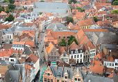 Brugge roofs