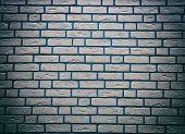 grey brickwall for background.