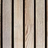 Multiple wooden planks