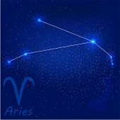 Constellation Aries