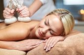 pic of therapist massage  - people - JPG