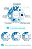 Circles And Icons - Infographics Template