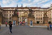 Royal palace, Prague, Czech Republic