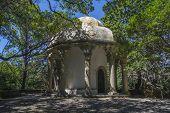 Pena Park Temple Of The Columns