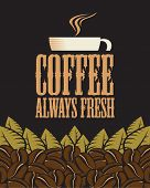 fresh Coffee