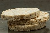 pic of decomposition  - rice cakes  - JPG
