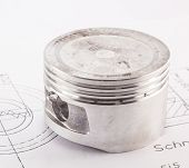 The Piston Aluminum