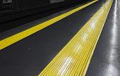 Naples Underground, Railway Platform.