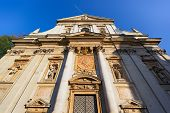 Church of St. Peter and Paul in Krakow