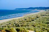 Beautiful beach in Wexford