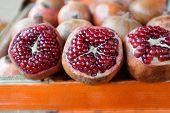 Pomegranates