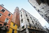 Low Angle View Of Buildings In Venice