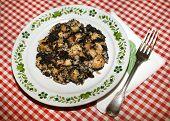 Poppy Seed Dumps Makos Guba Hungarian Traditional Dessert