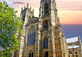 Cathedral in York UK