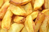 delicious fried potatoes