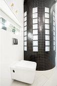 Designed Washroom Interior