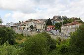 Center Of Tui, Galicia, Spain