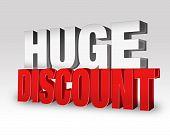 Huge Discount