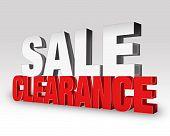 Sale Clearance