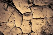 Cracks In The Earth's Crust