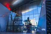 Las Vegas Crystals Mall