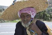 Old man in Abha