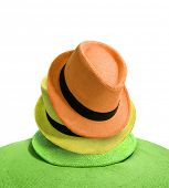 image of panama hat  - Summer Hats - JPG
