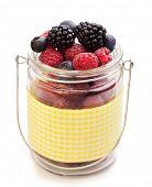 picture of blackberries  - different berries  - JPG