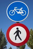 Bikeway Sign