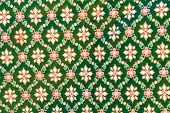 foto of batik  - popular batik sarong pattern background in Thailand traditional batik sarong in Asian - JPG