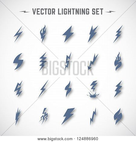Vector Lightning or