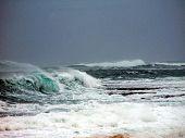 Angry Sea poster