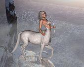Centauro místico