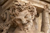 Satyr with grapes, Zwinger Palace