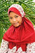 Indonesian Muslim Girl