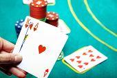 Poker In Casino