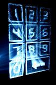 cyber numpad