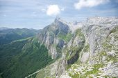 Great Peak In Cantabria