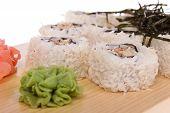 Unagi Roll. Sushi