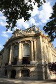 The Grand Palais des Champs-Elysées
