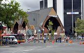 Christchurch Earthquake - Knox Church To Be Restored