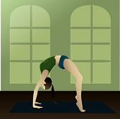 Yogi (upward Bow)